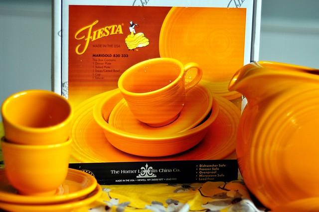 75th Anniversary Marigold Fiesta
