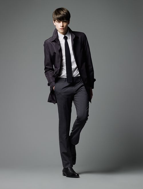Hugh Vidler0005_Burberry Black Label SS12