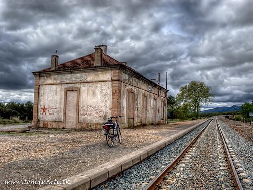 Estación Toras-Bejis,Via verde Ojos Negros