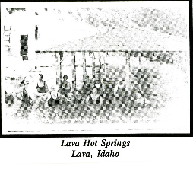 Lava Hot Springs Lava, Idaho