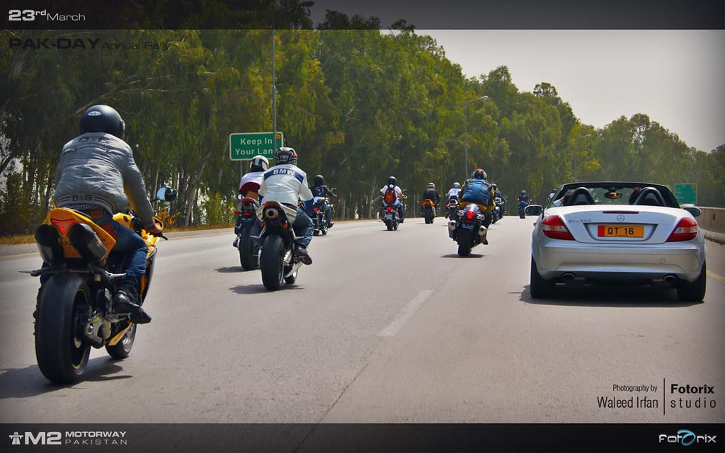 Fotorix Waleed - 23rd March 2012 BikerBoyz Gathering on M2 Motorway with Protocol - 7017400099 04a77f1548 b