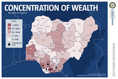 Concentration of wealth in Nigeria