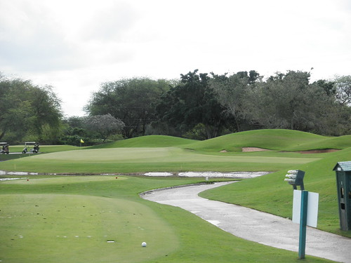 ewa beach Golf Club 121