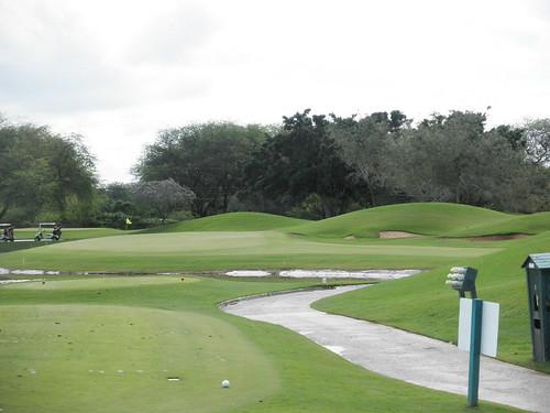 ewa beach Golf Club 121