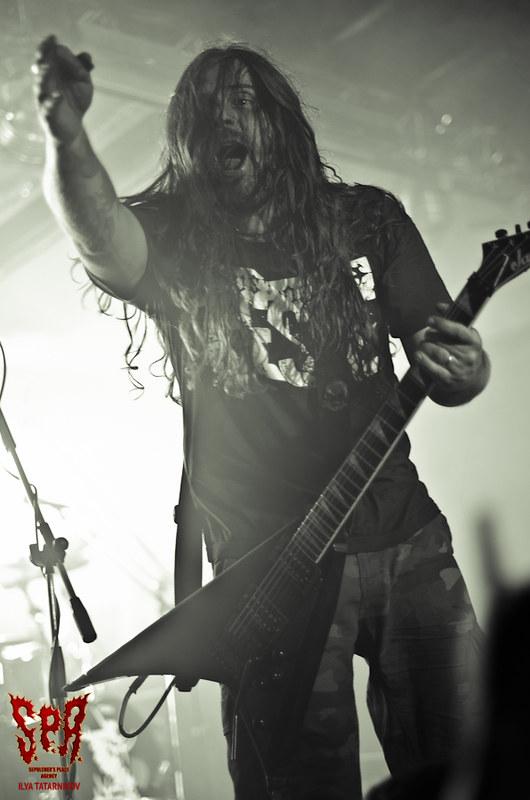 Sepultura 27-03-2012