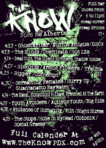 4/12-29/12 The Know