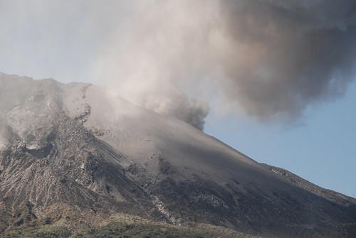 japan volcano kagoshima kyushu sakurajima 鹿児島 桜島 dsc0884