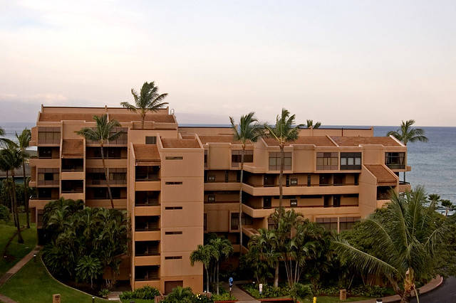 Kahana Villa Resort In Maui