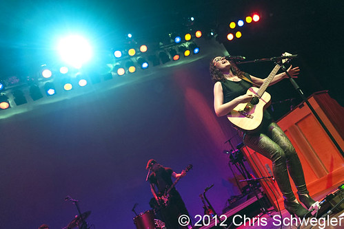 Ingrid Michaelson - 04-11-12 - Royal Oak Music Theatre, Royal Oak, MI