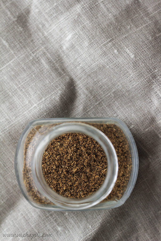 Coorgi masala meat powder (1 of 1)