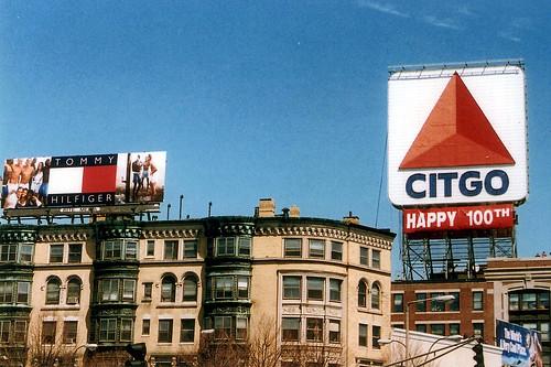 CITGO sign, Boston