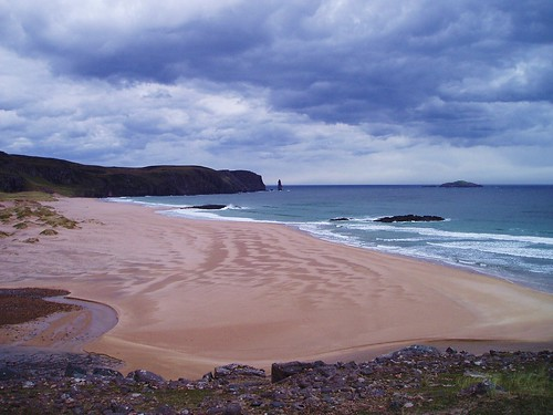 Sandwood Bay - Cape Wrath Trail