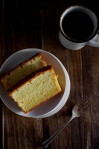 tish boyle perfectly plain butter pound cake