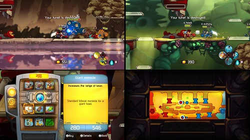 Awesomenauts for PS3 (PSN)