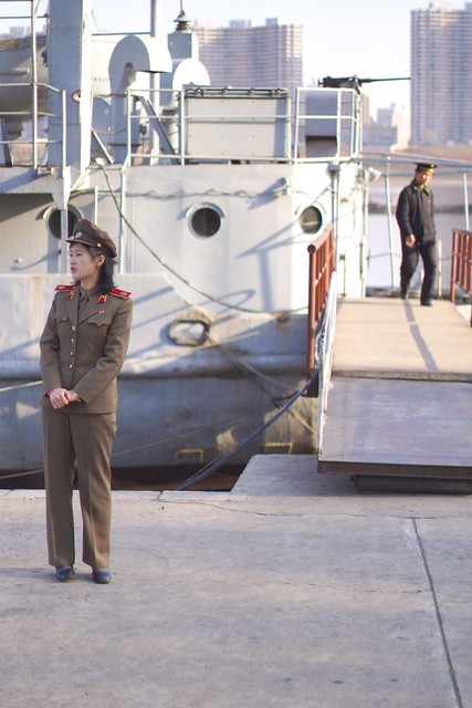 USS Pueblo Guide