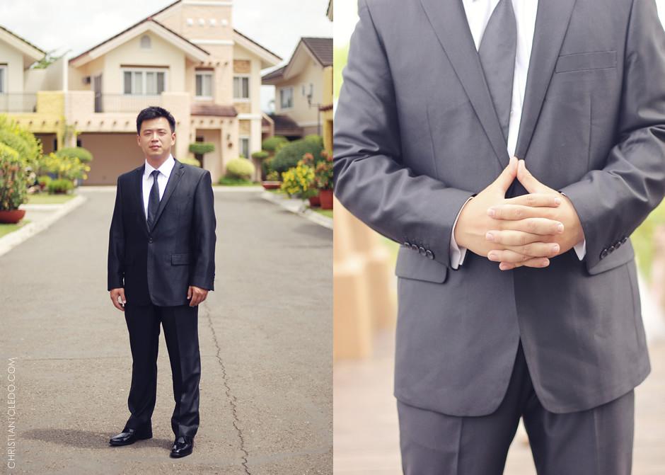 Contemporary Cebu Wedding Photographer, Crown Regency Suites & Residences