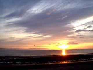 Ayr beach 2145 Sheena Burrell