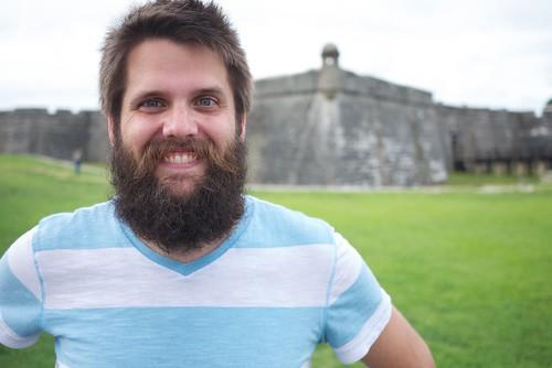 Conquistador beard