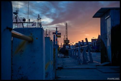 Puerto III by MarcosCousseau