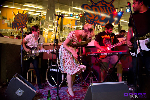 July Talk @ Sonic Boom 06/16/2012