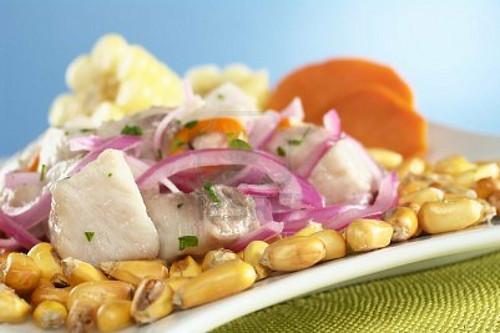 Dia del ceviche peruano