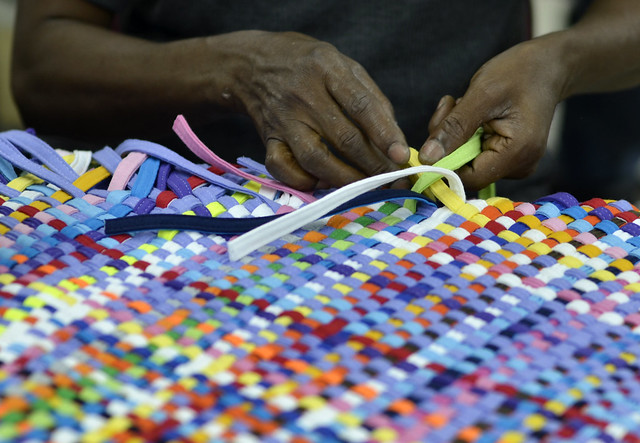 Technicolor Weaving