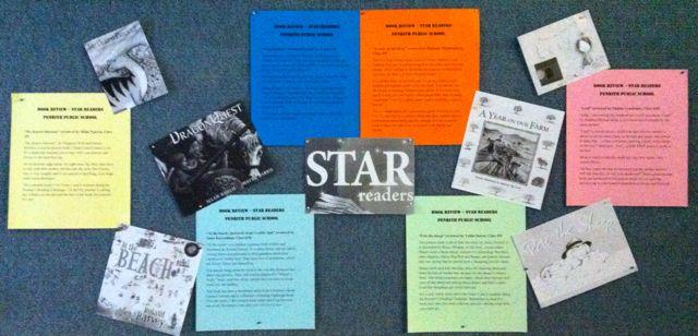 Star Readers - Book reviews 2012