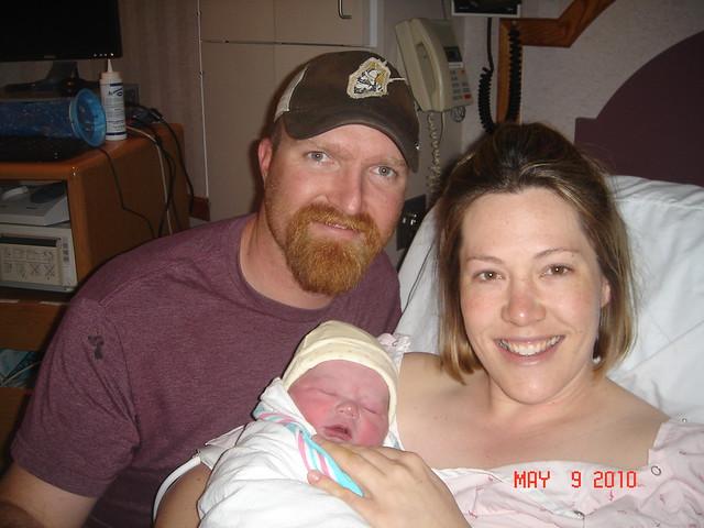 Cy's Birth #4