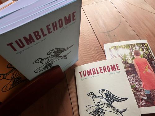 tumblehome, July 2012