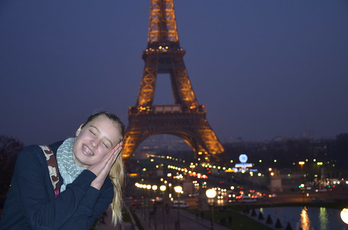 D & le Tour d'Eiffel