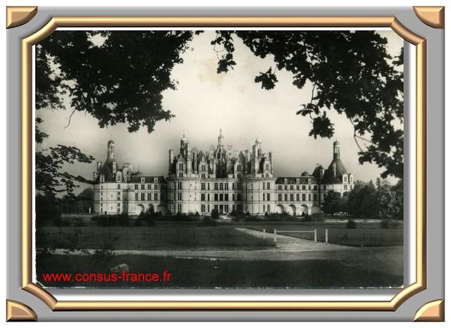 Le Château (XVIè s.) Façade au Nord -70-150