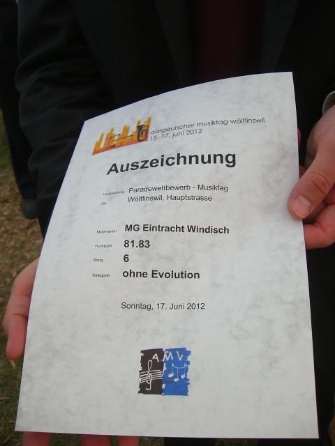 Musiktag 2012