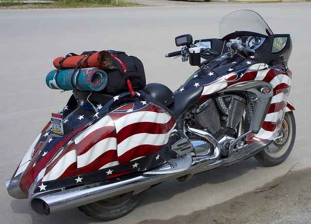 American Victory Bike