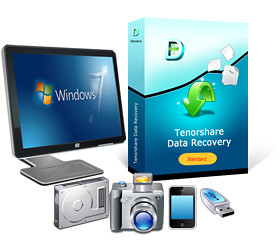 Tenorshare Data Recovery Standard Software