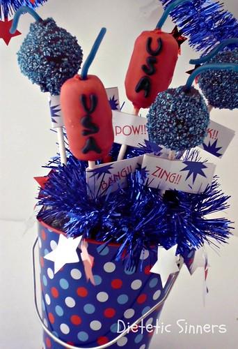 Firework Pops (8)