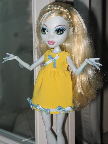new dress for Laguna
