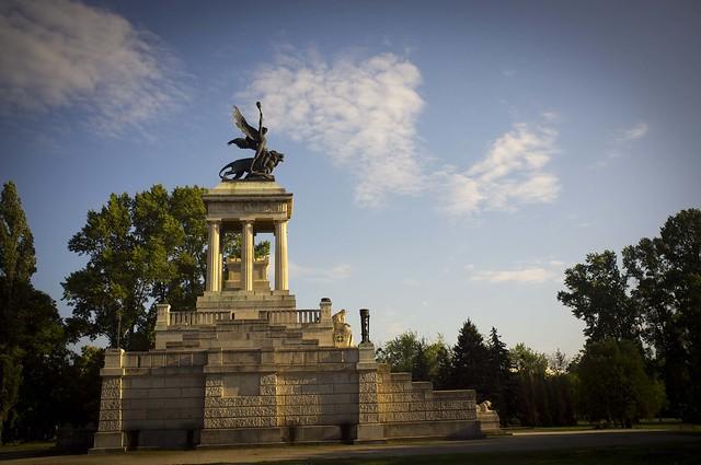 Budapest Graveyard