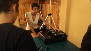 [Oficina Palco DIY] montando a mesa de som
