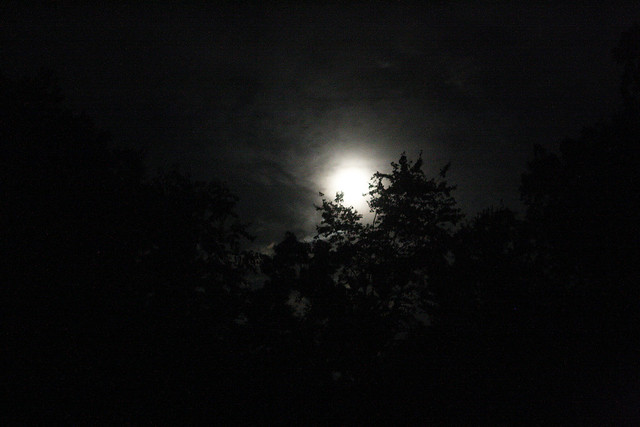 full moon, july 2012