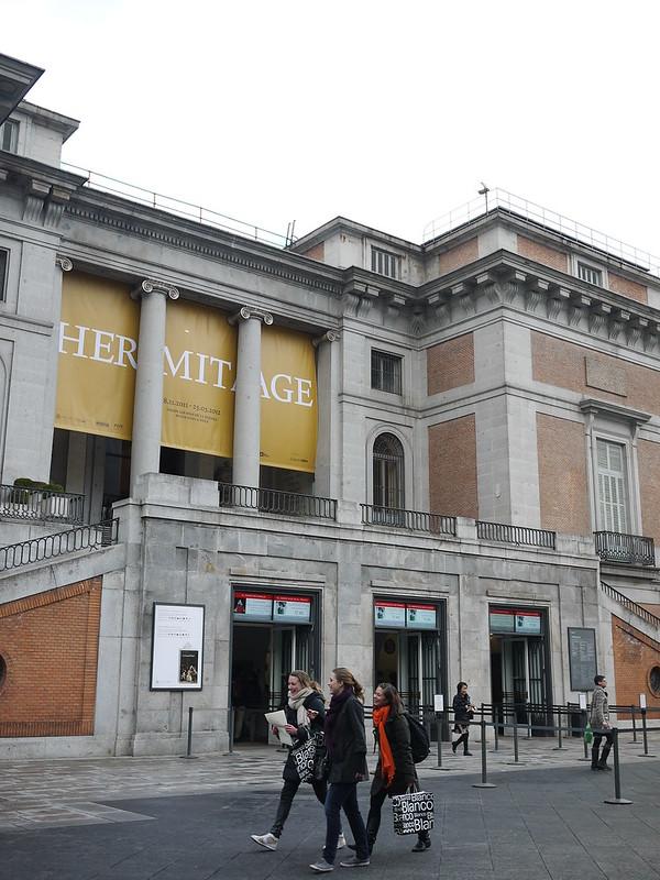 普拉多美術館 Museo del Prado