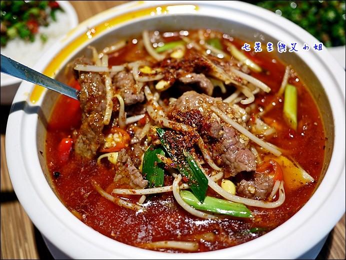 15 水煮牛肉 350
