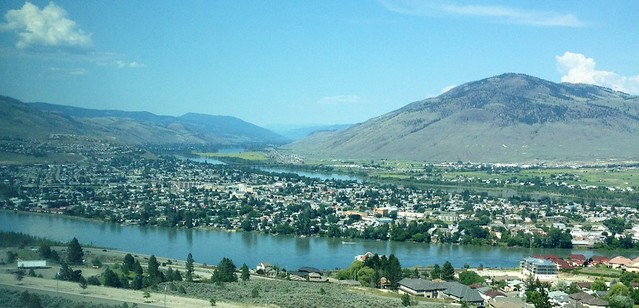 The Thompson Rivers, Kamloops