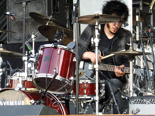 Reignwolf at Ottawa Bluesfest 2012