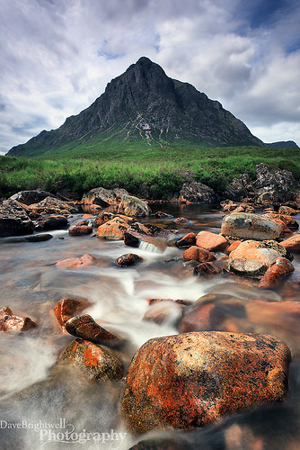 Beautiful Buachaille by Dave Brightwell