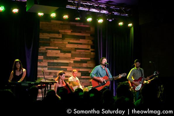 Sea Wolf @ The Constellation Room, Santa Ana 7/12/12