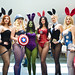 Comic-Con 2012 – Playboy Avengers by Fearless.Photog