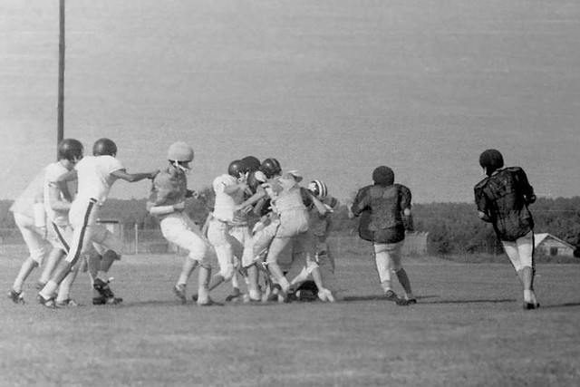 Football Practice (1968)