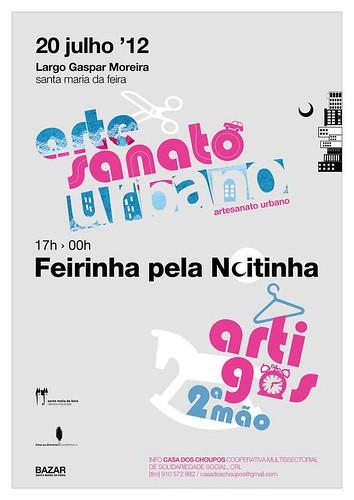 Feirinha Pela Noitinha by ♥Linhas Arrojadas Atelier de costura♥Sonyaxana