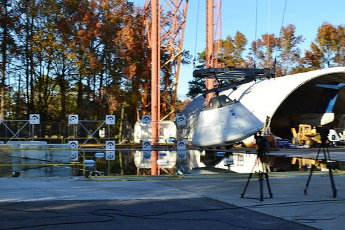 Orion Drop Test - Released!