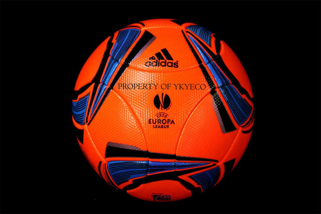 1344e9bbc49 ... UEFA EUROPA LEAGUE POWERORANGE 2011-12 ADIDAS MATCH BALL 01